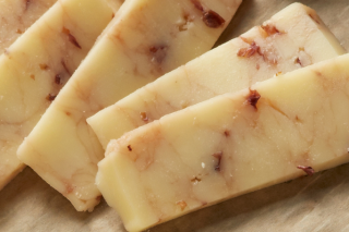 Picture of Meier's Cranberry Whiteface Cheese