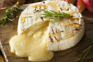 French Double Creme Brie