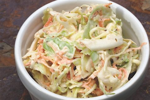 Curry Coleslaw Recipe